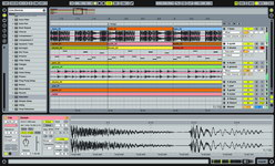 Создание трека в Ableton Live
