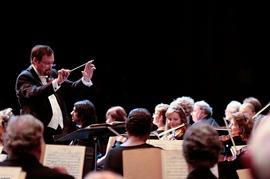 Дирижер и оркестр