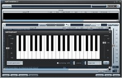 Rapid Evolution - piano