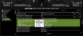 Virtual DJ - detect key